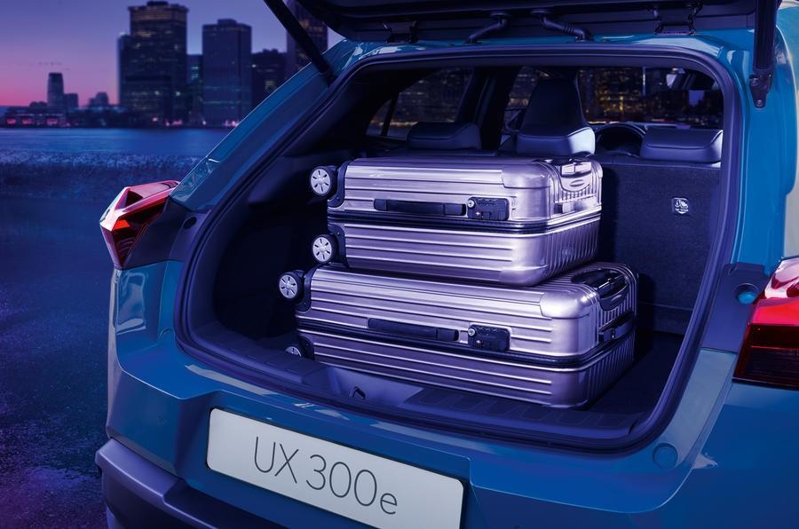 Inilah Wujud UX 300e, SUV 'All-Electric' Pertama Lexus