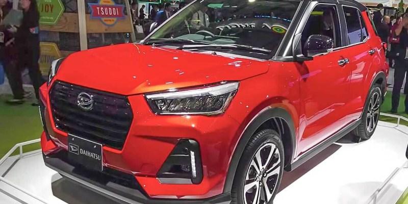 Diperkenalkan di TMS 2019, Ini Harga Daihatsu Rocky di Jepang