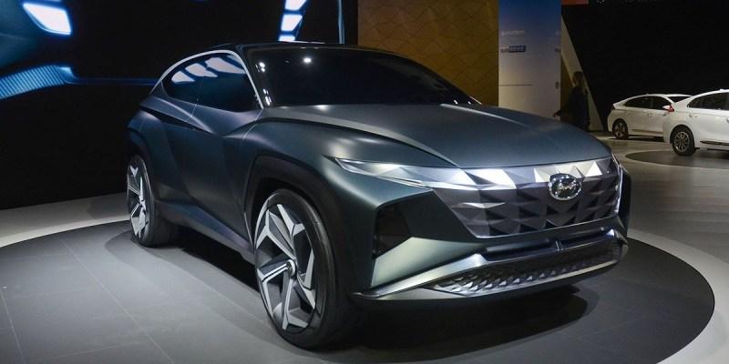 Hyundai Vision T Concept Tampil Perdana di LA Auto Show