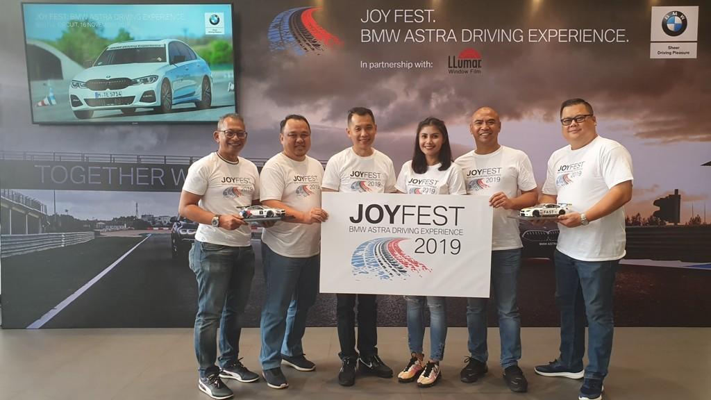 Joy Fest BMW Astra Driving Experience 2019 Siap Digelar di Sentul