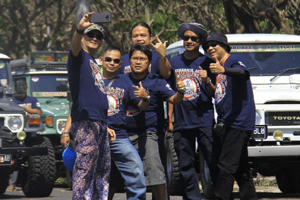 'Touring Bahagia', TLCI Jaya Raya Ramaikan Jamnas Ke-4