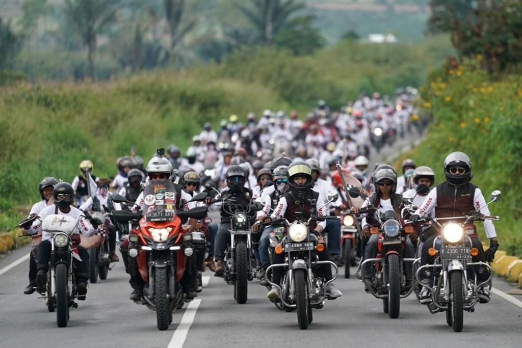 'Touring dan Camping' Bersama Suryanation Motorland Ridescape