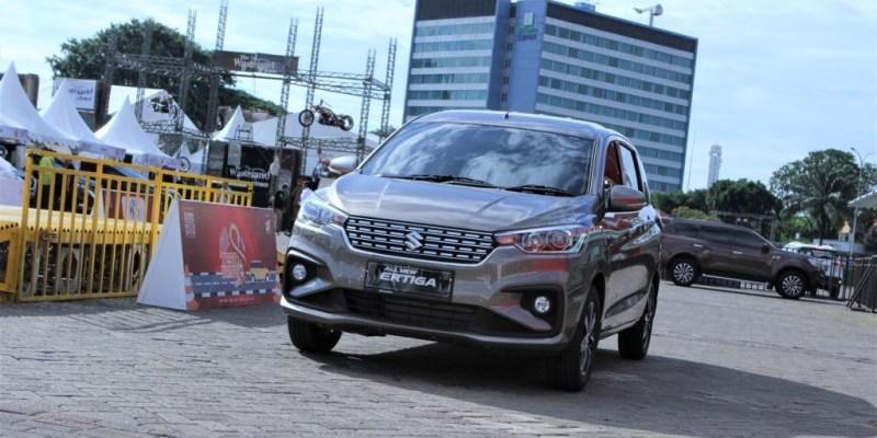 Mobil Suzuki Produksi Indonesia Makin Diminati