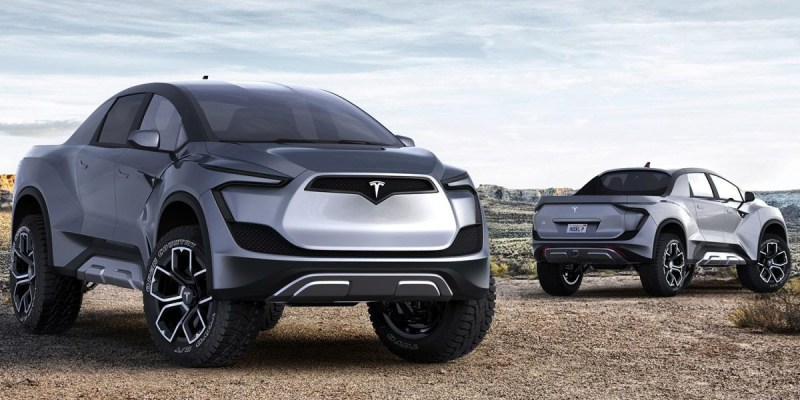 'Cybertruck', Pickup Tesla Terbaru Segera Dirilis
