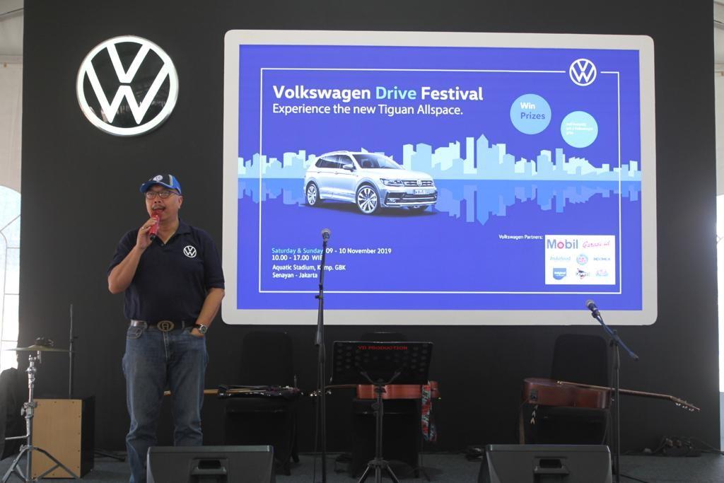 VW Tiguan Allspace Buatan Lokal Bisa Jajal Langsung di Senayan