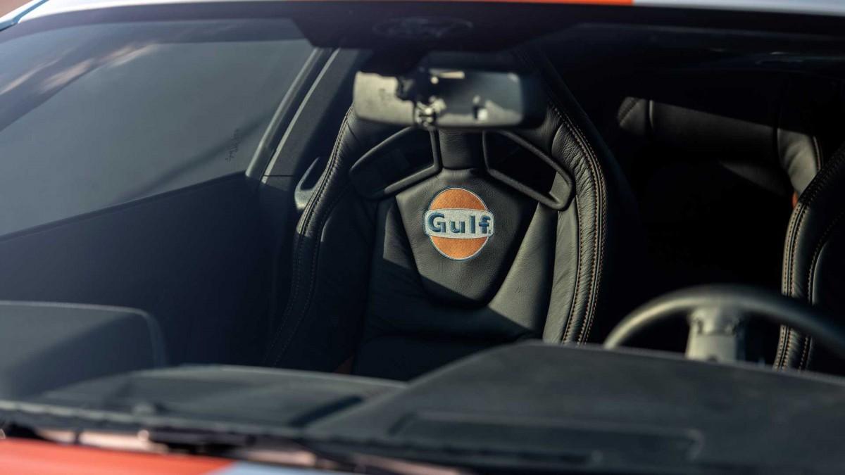 Ford Mustang Edisi Gulf Heritage, Hanya 119 Unit!