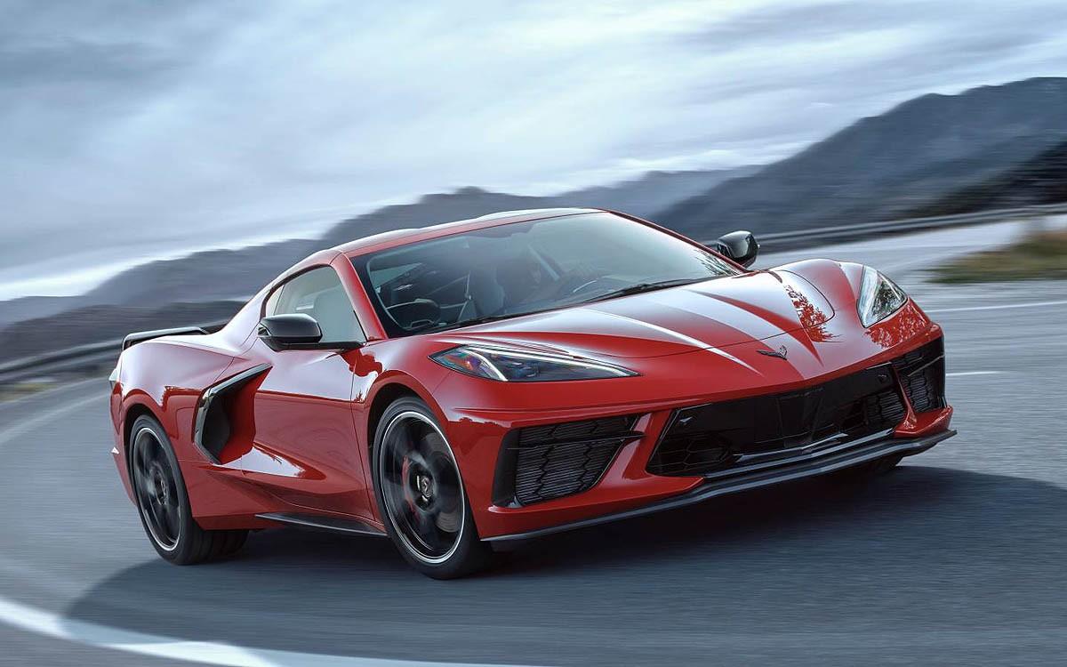 Corvette Stingray C8 Jadi 'Car of The Year 2020' Versi Motor Trend