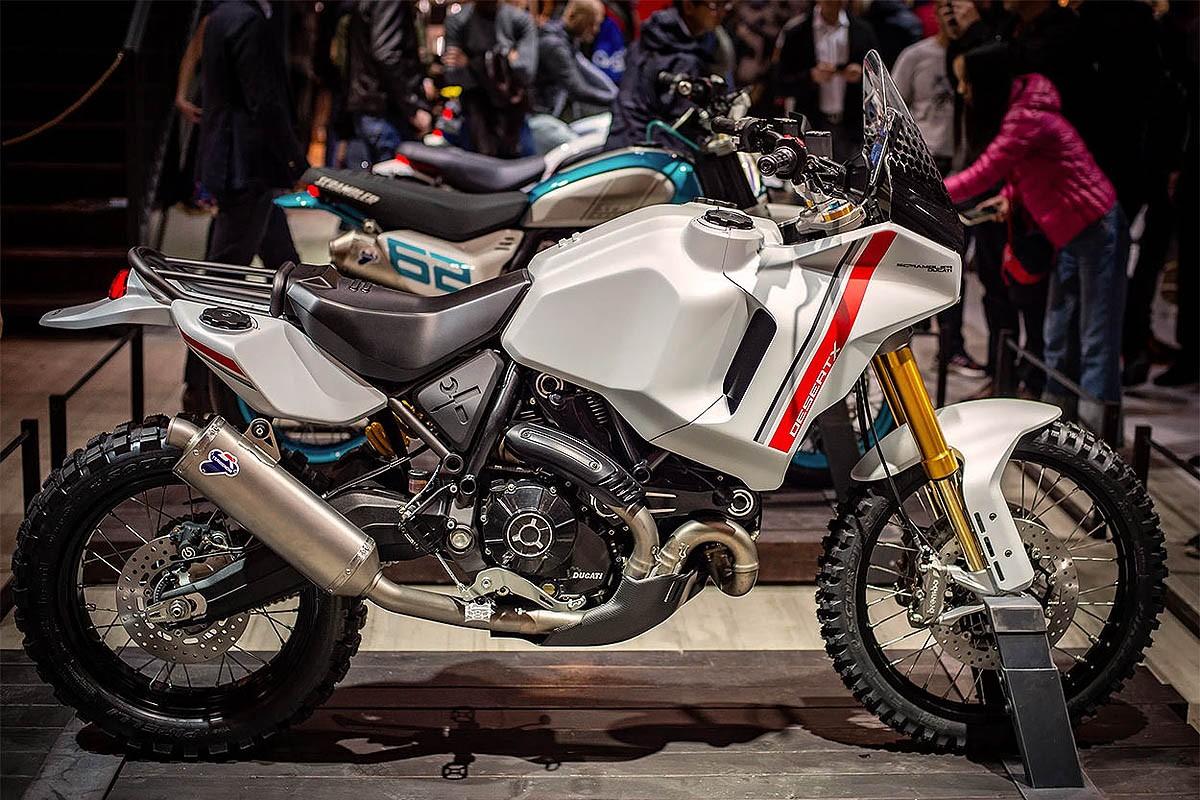 Inilah 5 Sepeda Motor Terbaru di EICMA 2019
