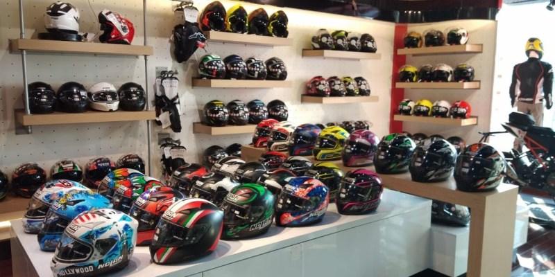 Cari Apparel Bikers? DeRide Store Hadir di IIMS Moto Bike Expo 2019