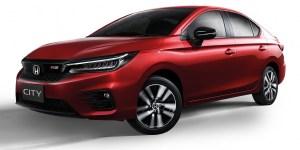 All-New Honda City Akan Hadir di Thailand
