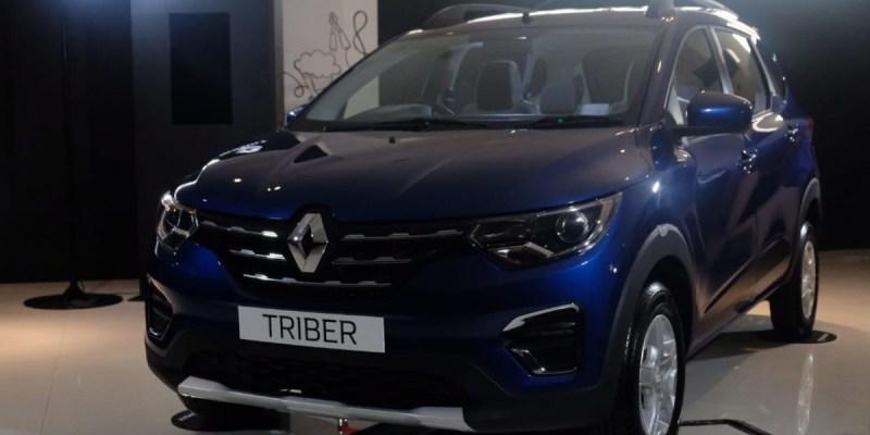 PT MRI Rilis Harga Renault Triber di Indonesia