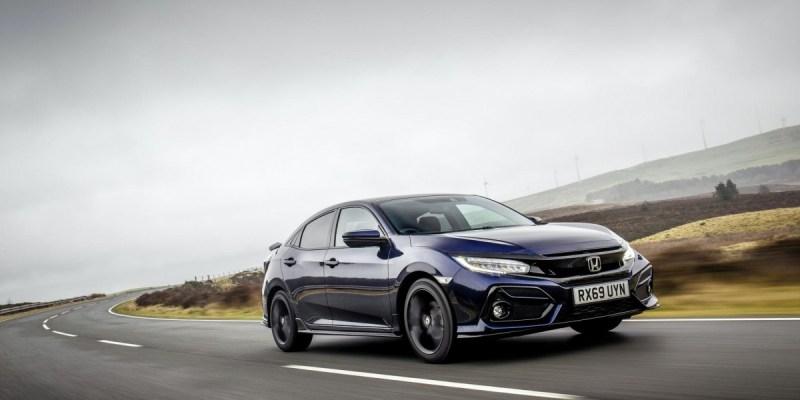 Honda Civic Dapat Varian Sport Line Terbaru, Mengaspal 2020