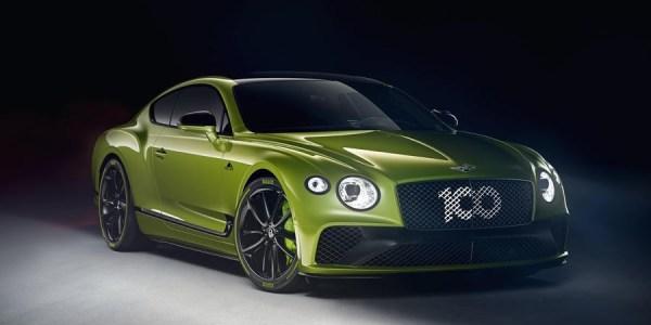 Rayakan Kemenangan di Pikes Peak, Bentley Rilis Versi Terbatas Continental GT