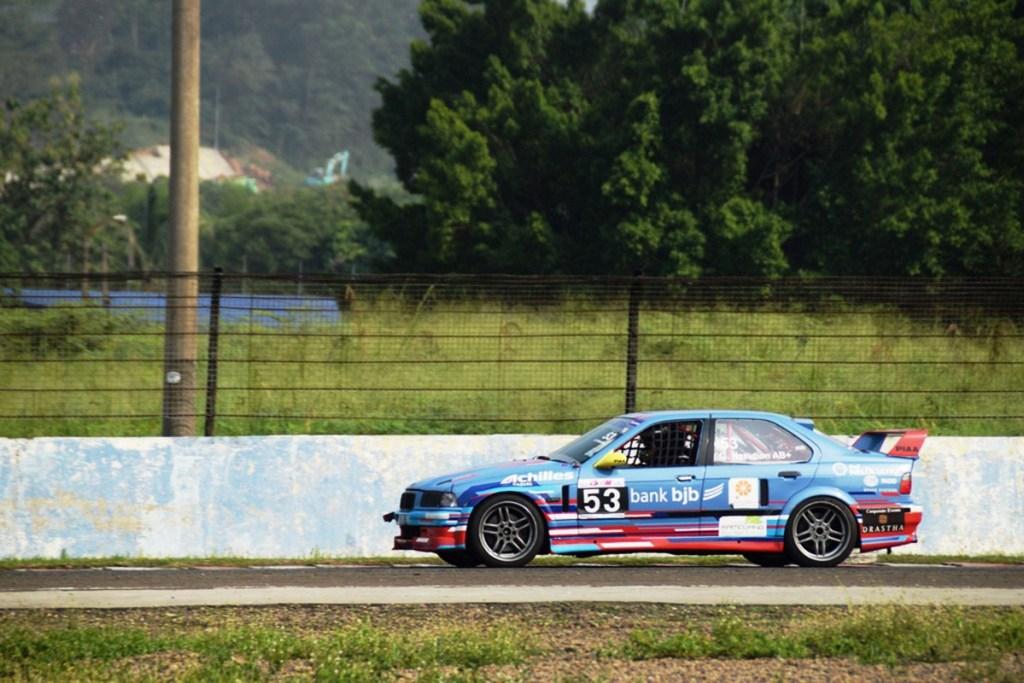 Delapan Tahun Eksistensi BMW Team Astra di ETCC