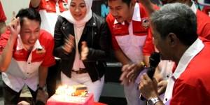 'My Family My Hero' Menjadi Tema Perayaan HUT ke-3 TOSCA