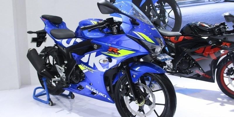 Beli Suzuki GSX-150R Sekarang Bisa Dapat Vest Ecstar MotoGP