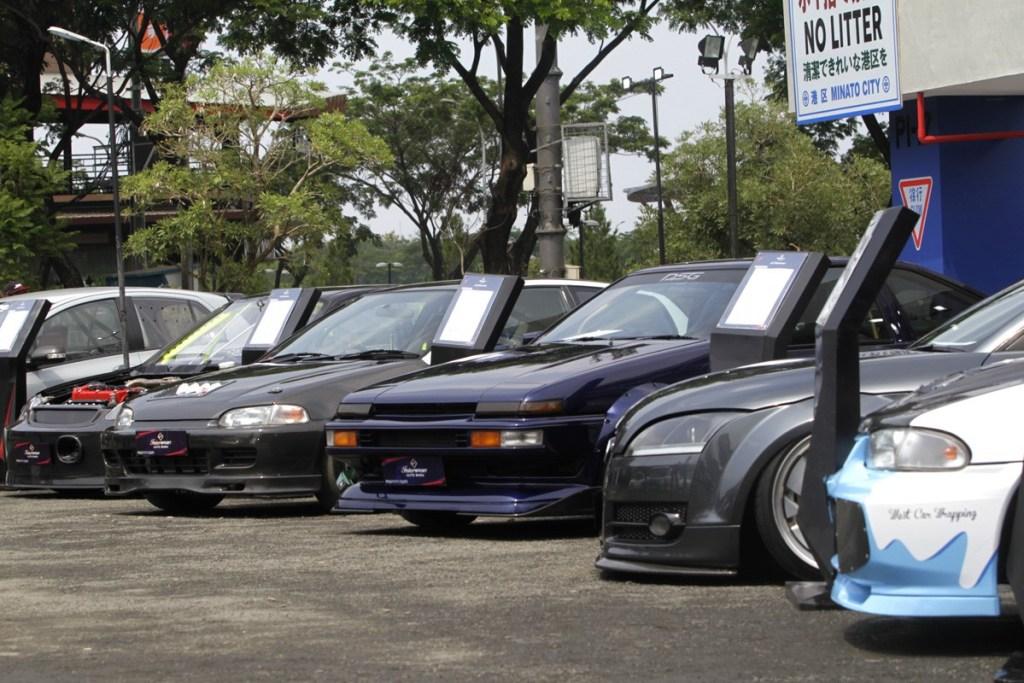 Deretan Mobil Modifikasi Keren di Intersport Auto Show 2019