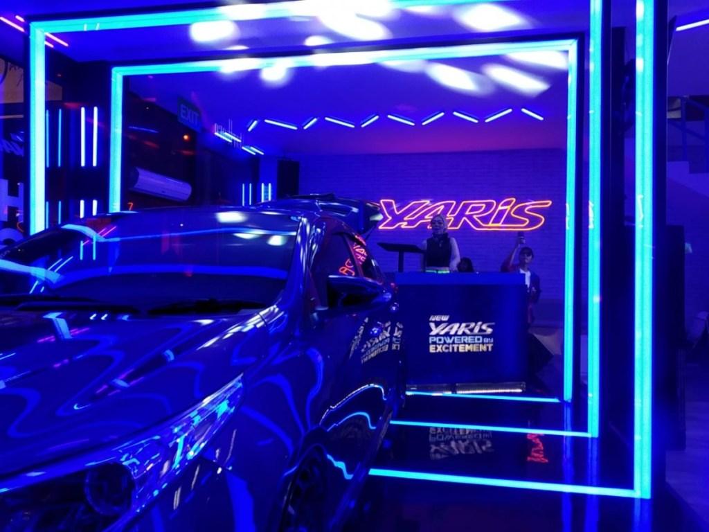 Toyota Hadirkan Yaris X di Festival Djakarta Warehouse Project
