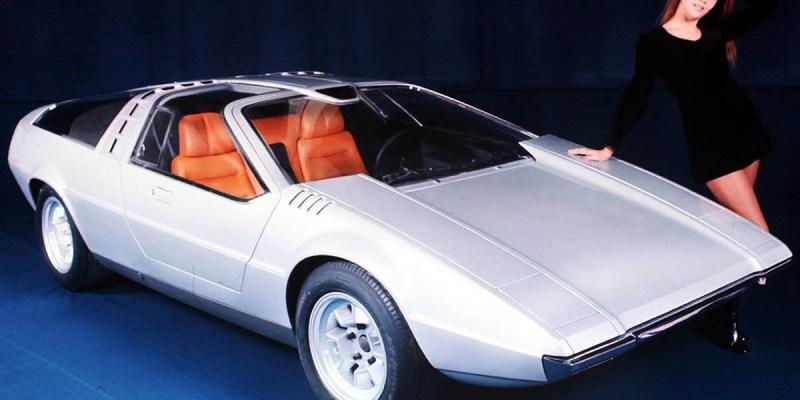Konsep Retro Unik: Porsche Tapiro 1970