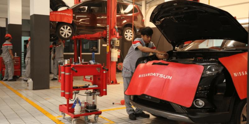 Nissan Tawarkan Layanan Khusus untuk Kendaraan Terdampak Banjir