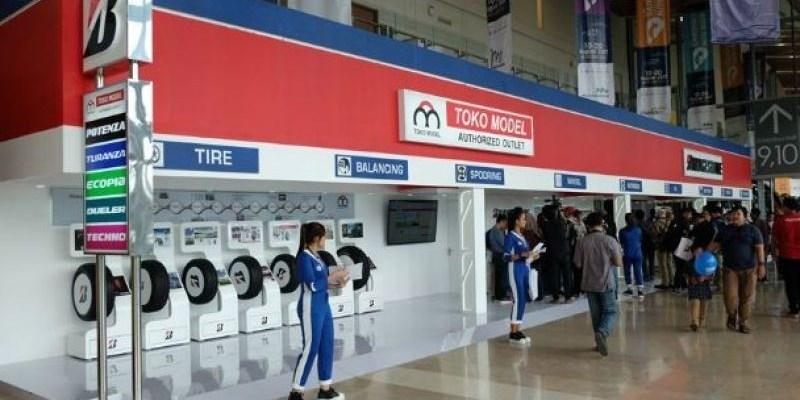 Bridgestone Targetkan Penjualan di Indonesia Tumbuh 8%