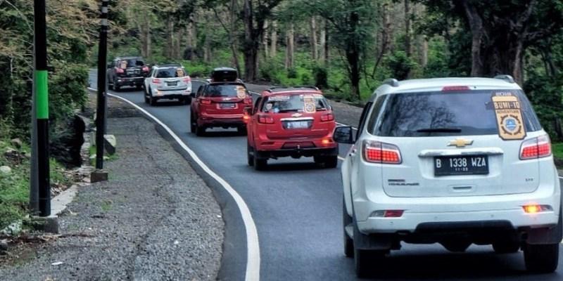 Komunitas Chevrolet Trailblazer Gelar Gathering Akhir Tahun di Bali