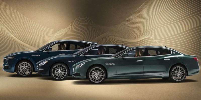 Maserati Rilis Edisi 'New Royale Special' untuk 3 Model Andalannya
