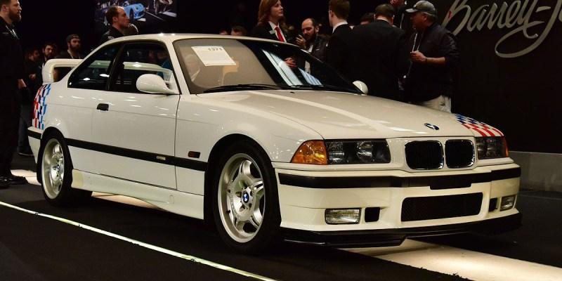 Wow, BMW E36 Eks Paul Walker Laku Dilelang Rp 4,78 Miliar!