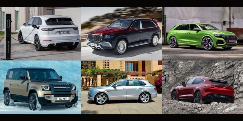 Deretan SUV yang Diperkirakan Meluncur di 2020