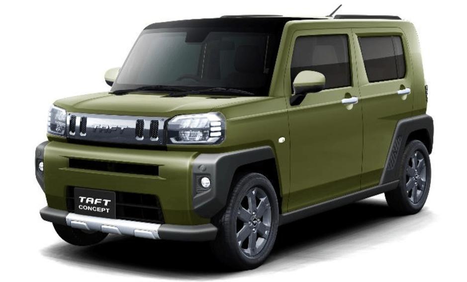 Daihatsu Kenalkan Mini Crossover Concept  di Tokyo Auto Salon 2020