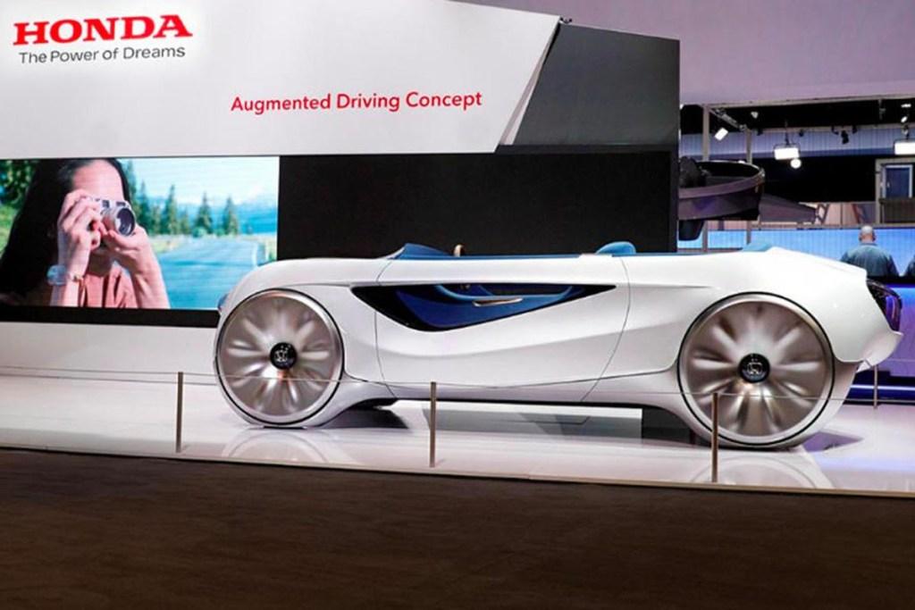 Ini Cara Berkendara Honda di Masa Depan