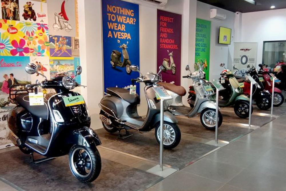 Buktikan Komitmen, PT Piaggio Indonesia Gelar Program 'We Care'