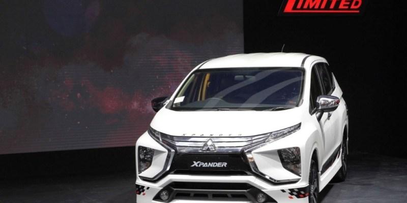 Xpander dan Xpander Cross Dominasi Penjualan Mitsubishi di 2020