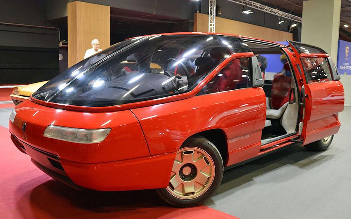 Lamborghini Genesis Concept Tampil Memukau di Rétromobile 2020