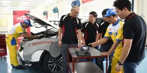 Tingkatkan Pelayanan, PT HPM Gelar 'Honda Skill Contest'ke-16