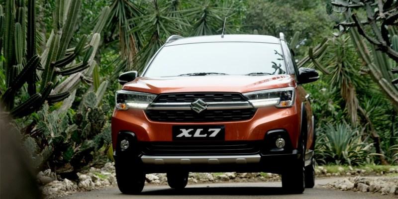 Medium SUV Diminati, Suzuki Yakin XL7 Mampu 'Goda' Konsumen