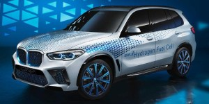 BMW X5 Hidrogen Akan Segera DIproduksi