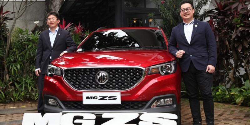 MG ZS Meluncur Di Pasar Otomotif Indonesia