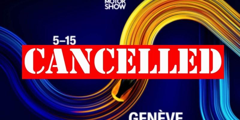 (Resmi) Geneva Motor Show 2020 Batal Digelar!