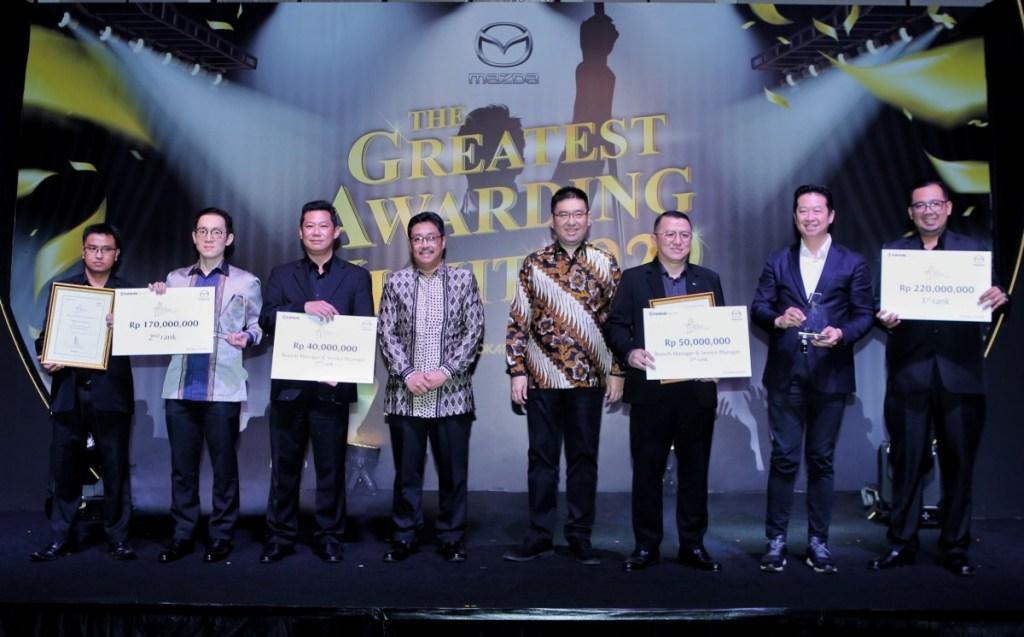 Inilah 3 Dealer Mazda Terbaik di Indonesia