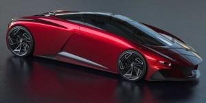 Supercar Mazda Mulai Menggoda, Ini Wujud Khayalannya
