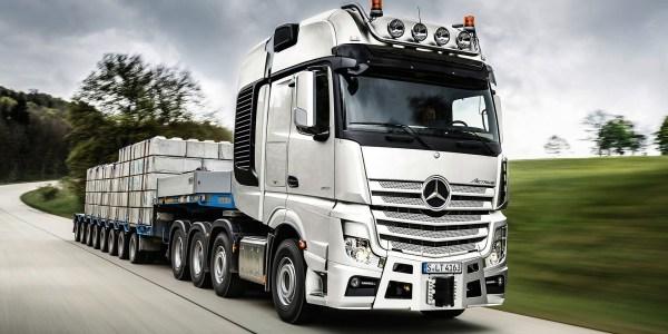 Tractor Head: Truk Tarik Kelas Berat