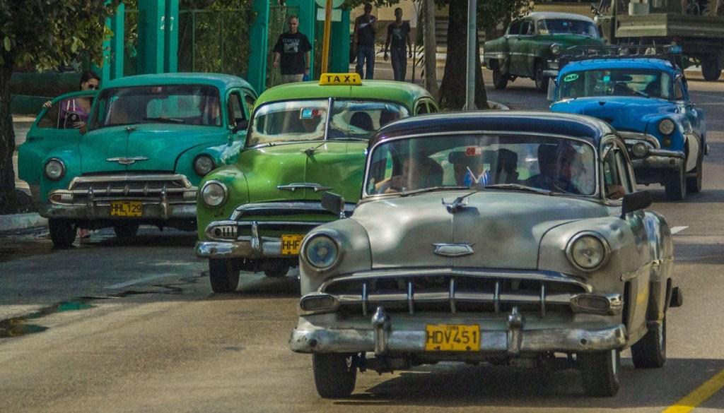 Kuba, Surganya Mobil Klasik