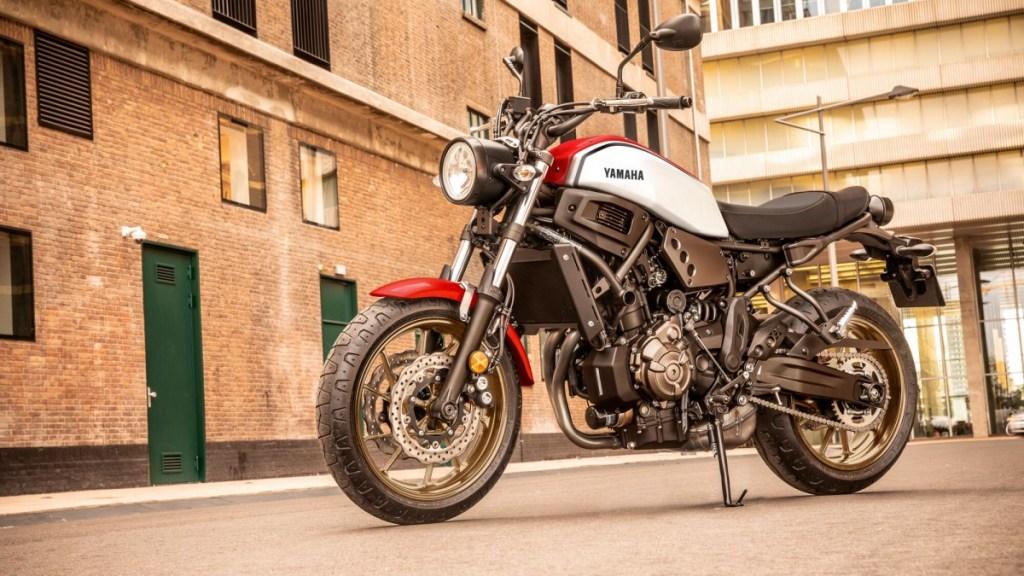 Yamaha XSR700, Paduan Desain Modern Dan Gaya Heritage Klasik Yamaha