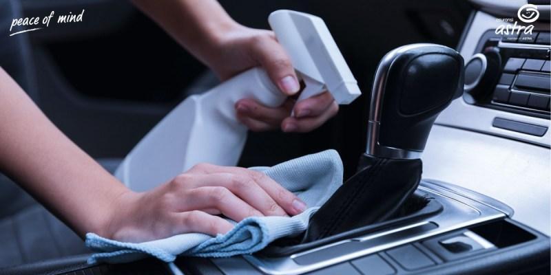 Cara Aman Bersihkan Kabin Mobil saat Pandemi Virus Corona