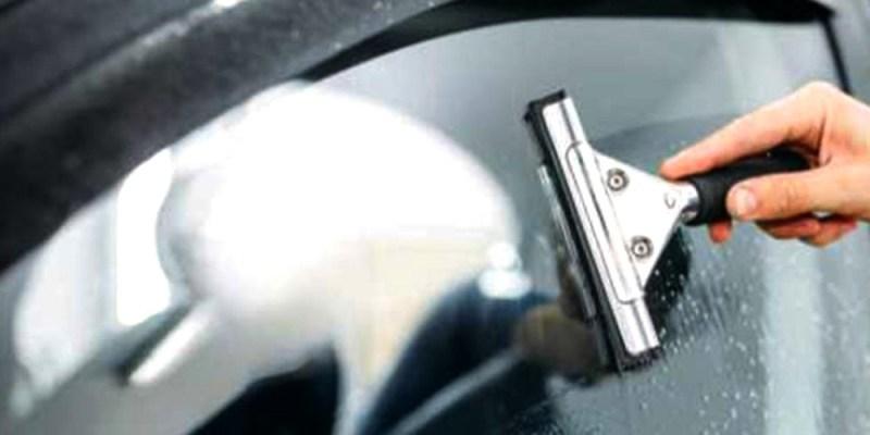 Cara Mudah Bersihkan Jamur Kaca Mobil