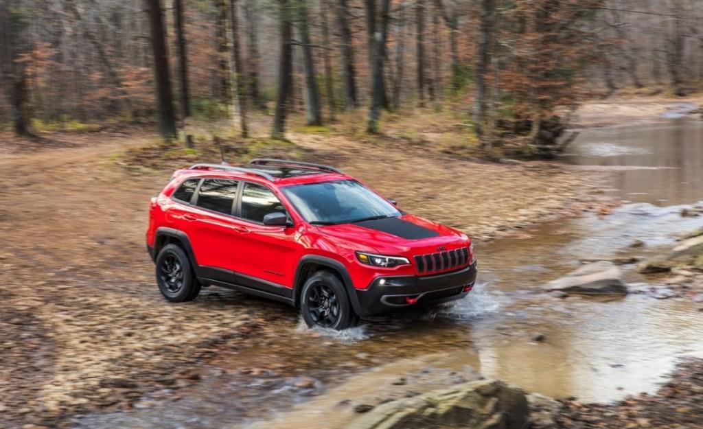All New Cherokee 2020, Tawarkan Kapabilitas Setara Wrangler