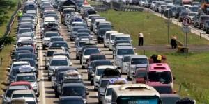 H+2 Lebaran, 55.000 Kendaraan Pemudik Masuk Jakarta