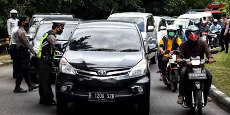 Denda Rp 100 Juta Menanti Pelanggar PSBB di Jakarta
