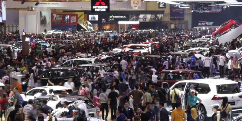 Penjualan Mobil Tahun 2020, Terendah Dalam 10 Tahun Terakhir